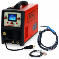 EXPERT MIG 215 LCD MIG/MMA/TIG SYNERGIC ALU