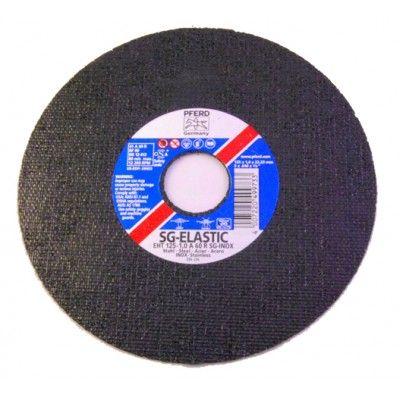 Tarcza  PFERD 125x1,0 RSG INOX