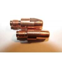 Końcówki prądowe do uchwytów typu MB-25, -24, -36