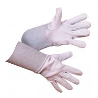 Rękawice do spawania metodą TIG i ochronne rękawice robocze