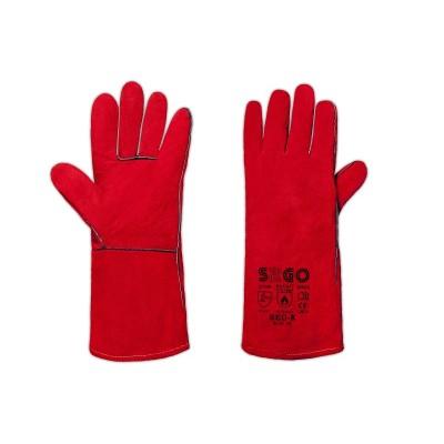Rękawice spawalnicze RED-K-Luna